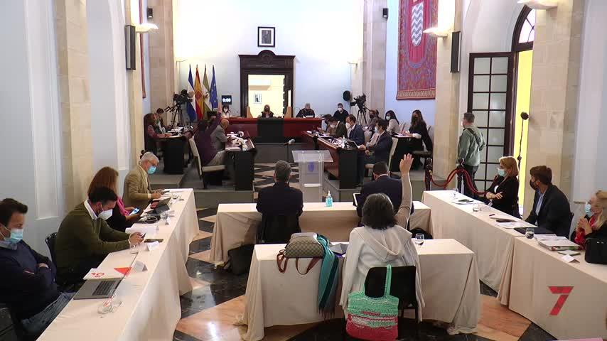 El Ayuntamiento de Jerez saca adelante el préstamo y las modificaciones presupuestarias