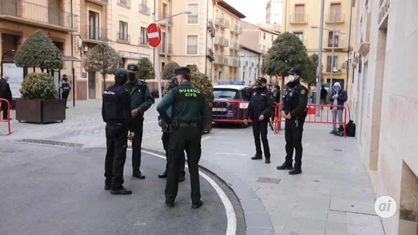 Condenado a prisión permanente Igor 'El Ruso' por tres asesinatos en Teruel