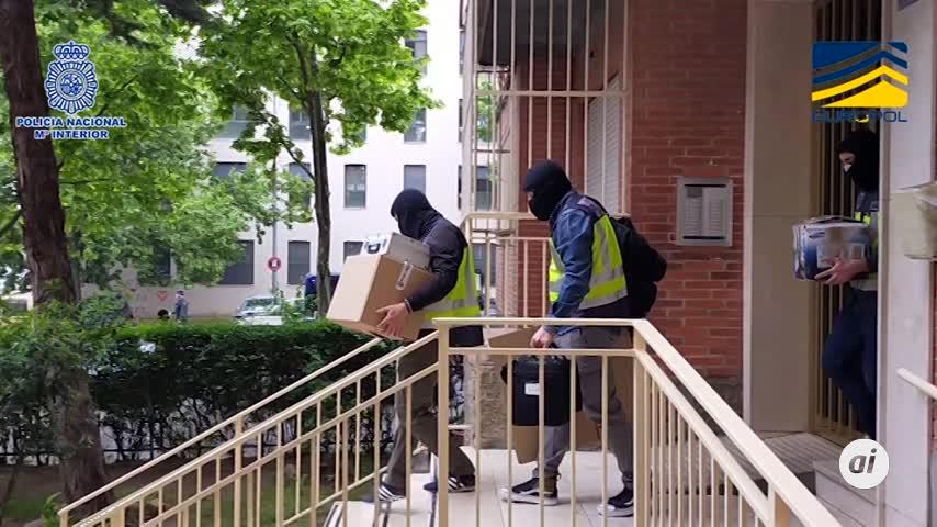 Prisión para los 3 presuntos yihadistas detenidos en una operación antiterrorista
