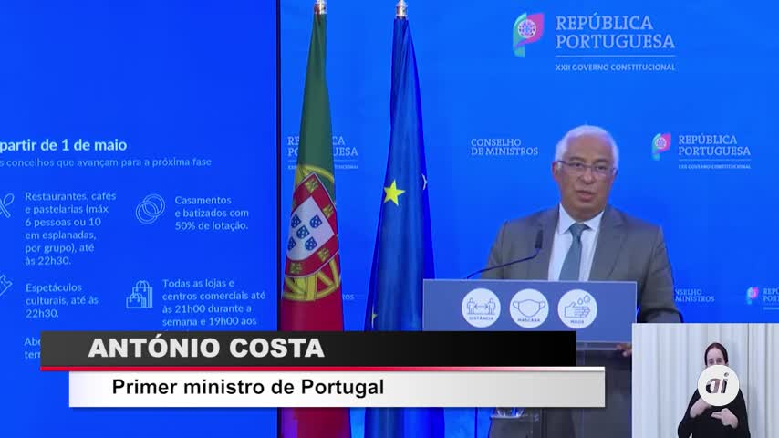 Portugal reabre este sábado la frontera con España, cerrada desde enero
