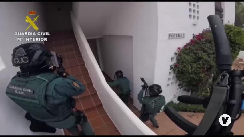 Una operación contra la droga deja 5 toneladas de hachís intervenidas y 8 detenidos