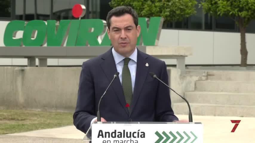 """La Junta,""""desnuda"""" ante la pandemia, reclama normas al Gobierno de España"""