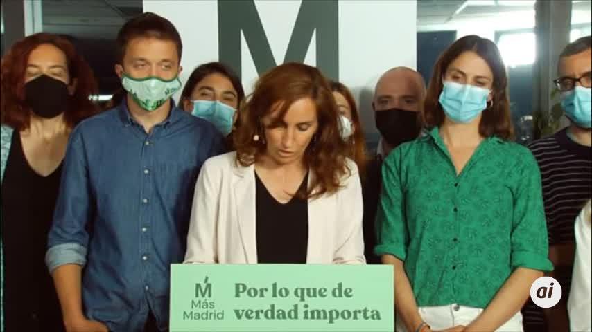 Más Madrid se reivindica como fuerza