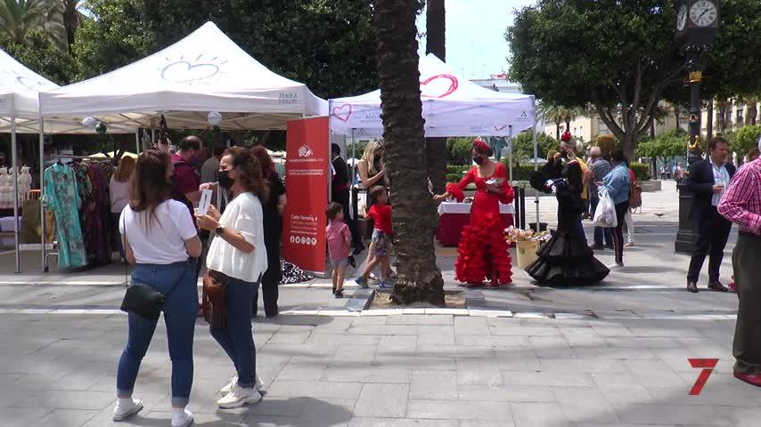 Moda flamenca y gastronomía de feria, la oferta del centro este mayo