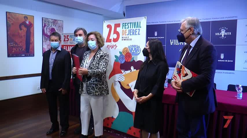Eva Yerbabuena abre el  Festival de Jerez con el estreno de 'Al igual que tú'