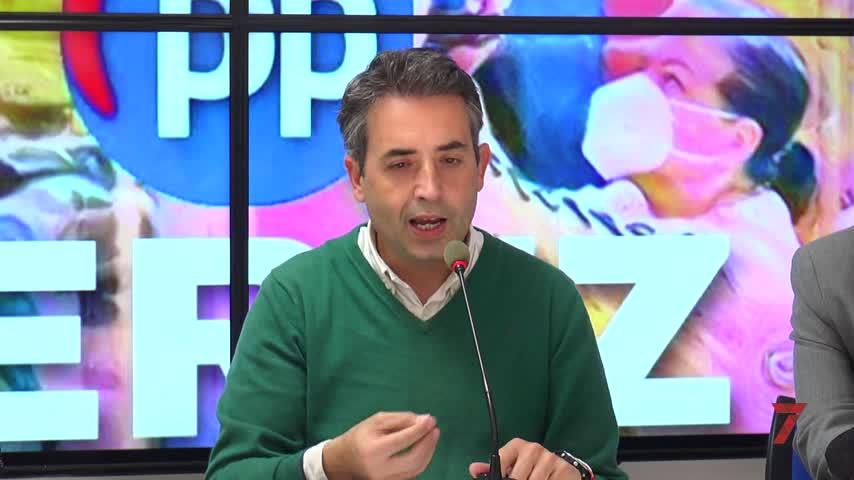 El PPplantea un gran pacto por la ciudad de Jerez tras el estado de alarma