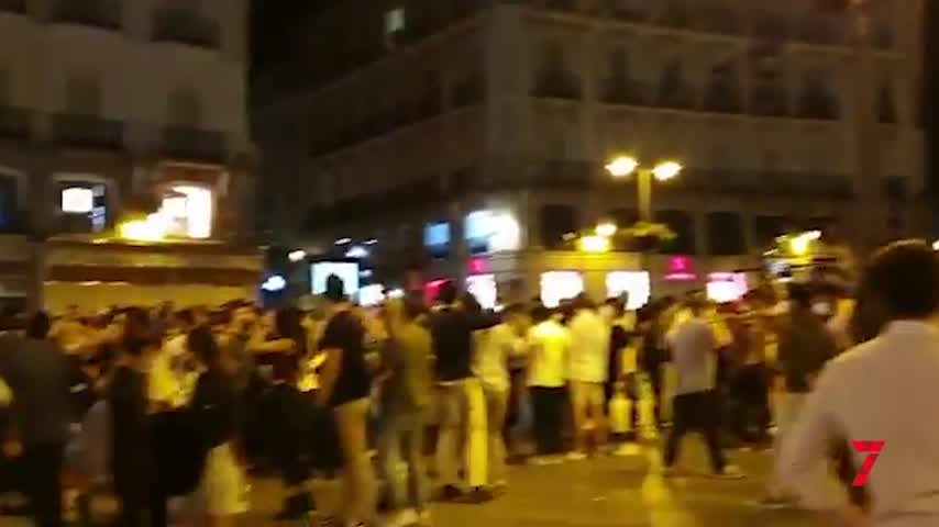 Sin estado de alarma en Málaga: entre las sanciones y las quejas vecinales