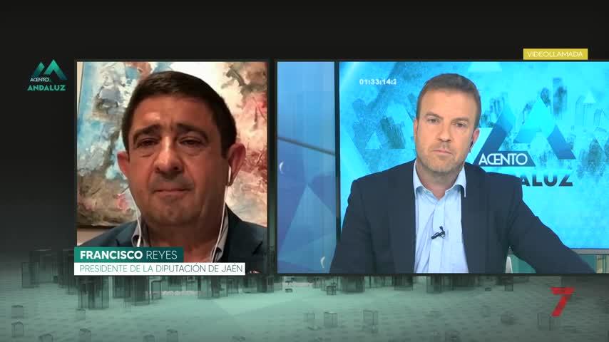 """Francisco Reyes: """"En Andalucía convencimos a Espadas para que diera el paso"""""""