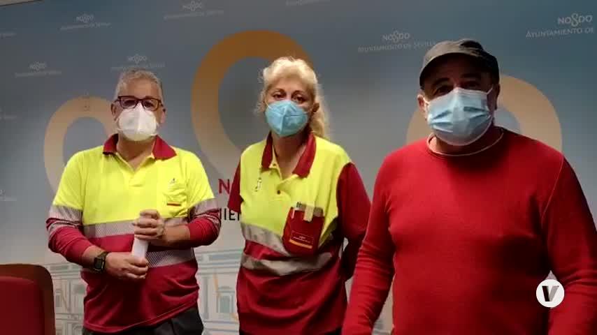 Los zoosanitarios de Sevilla reclaman su derecho a ser vacunados