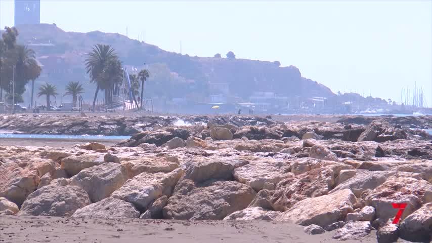 Málaga se sitúa a la cabeza de Andalucía en banderas azules para su litoral