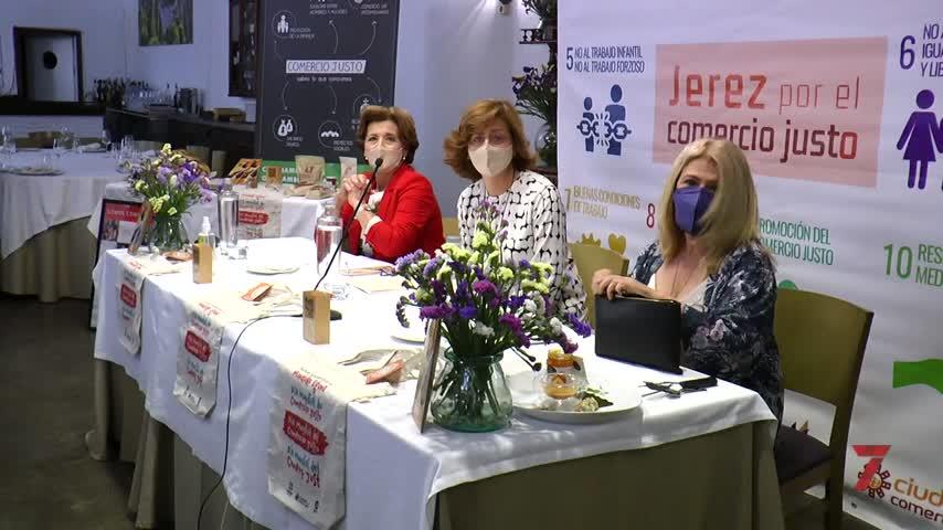La Carboná de Jerez acoge la presentación de 'Sabores gaditanos con comercio justo'