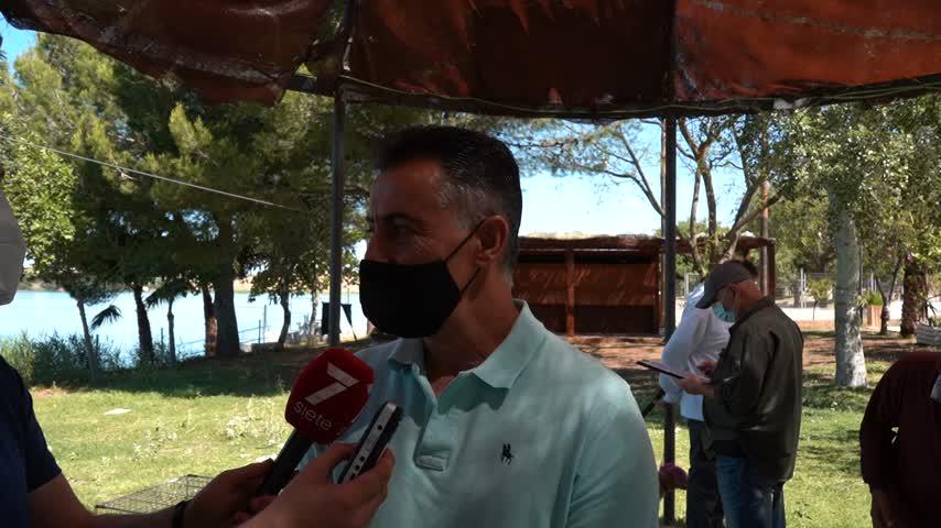 El delegado de Deportes Diego Zambrano pasa revista a la actualidad del deporte arcense