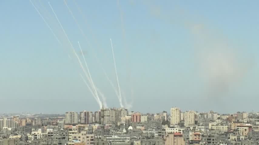 Israel y Gaza no se dan tregua mientras Estados Unidos intenta mediar
