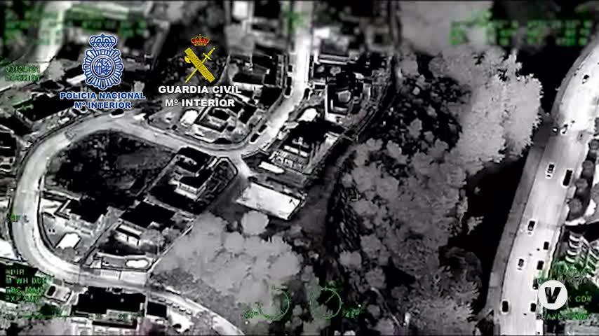 Cae una red de tráfico de hachís que contaba con una nave en Los Barrios