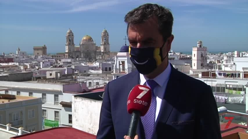 """Hoteles de Cádiz, con """"buenas expectativas"""" de cara al verano"""