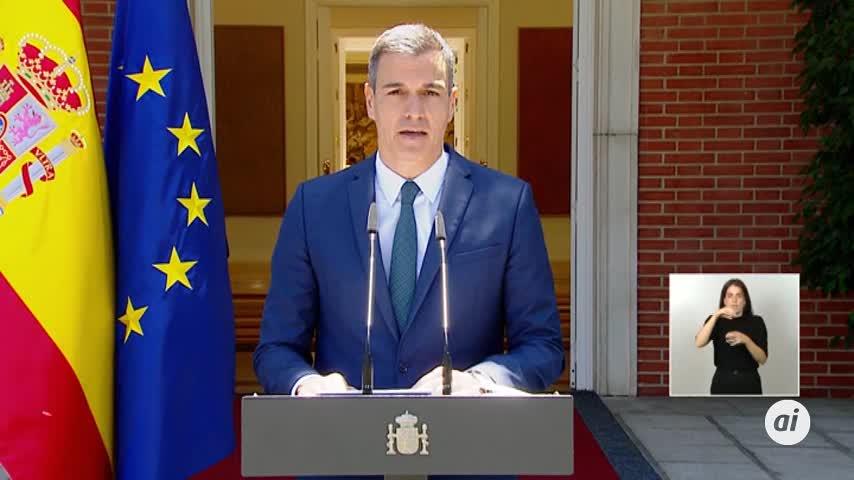 Pedro Sánchez exige a Marruecos