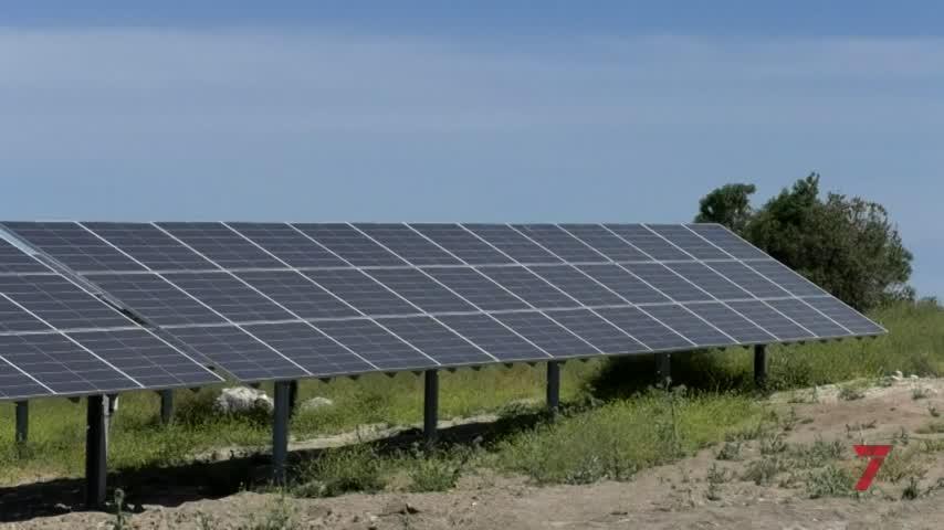 El parque fotovoltaico de Las Quinientas entrará en funcionamiento a finales de año