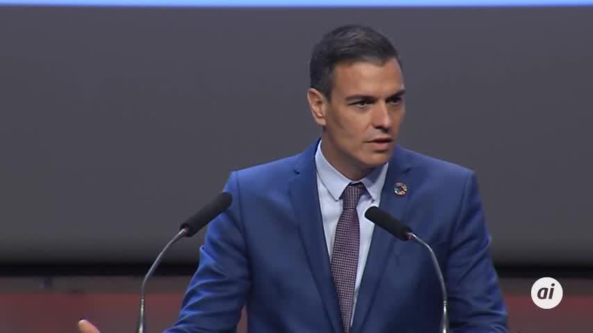 Sánchez anuncia un plan contra el desempleo juvenil