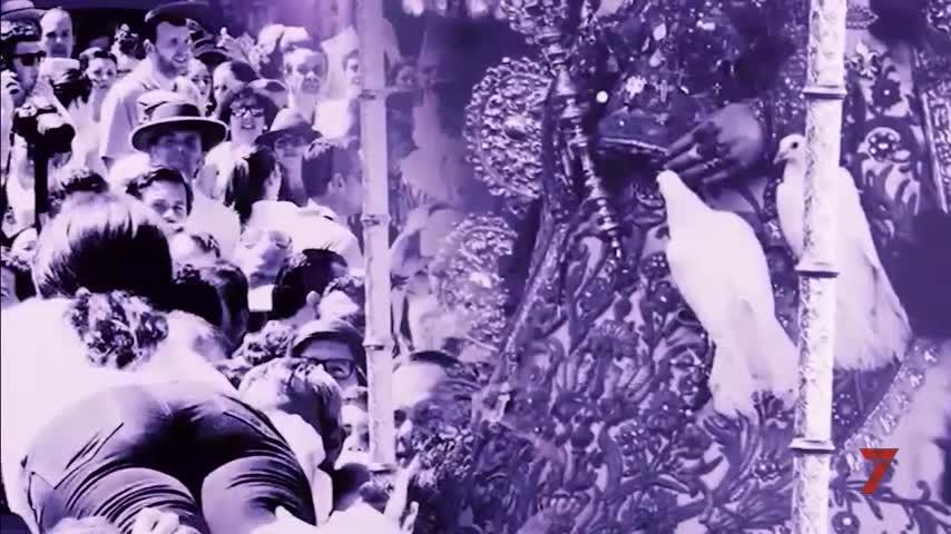 Una Misa de Pentecostés en la plaza de toros de Jerez para la historia