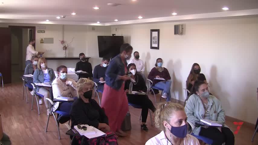 Otras 20 alumnas se forman en atención domiciliaria gracias a Cruz Roja y Emsisa