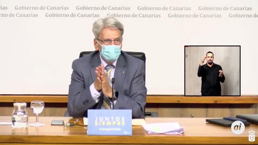 Los turistas nacionales ya vacunados no tendrán que presentar PCR para entrar en Canarias