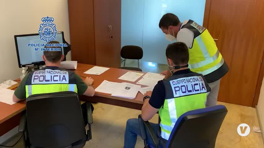 Tres detenidos por defraudar 28.000 euros con falsas altas de inmigrantes en hostelería