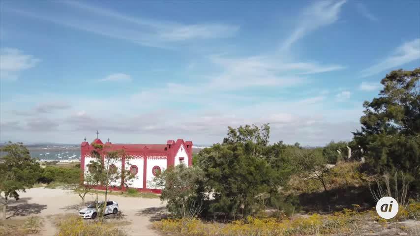 Preocupación por la situación de la bóveda de la ermita del Cerro de los Mártires