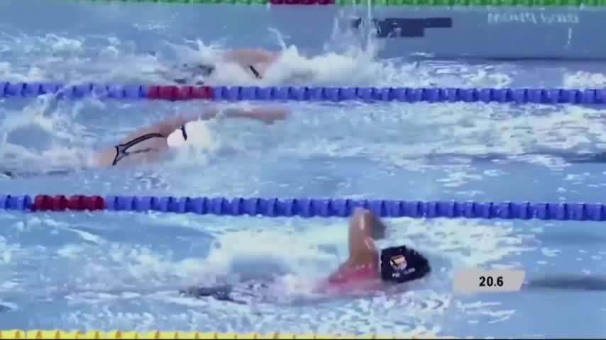 La nadadora Teresa Perales, galardonada con el Premio Princesa de Asturias de los Deportes