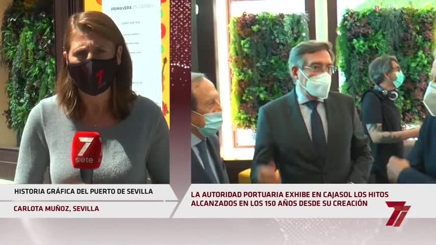 Una travesía por los últimos 150 años de la mina económica del Puerto de Sevilla