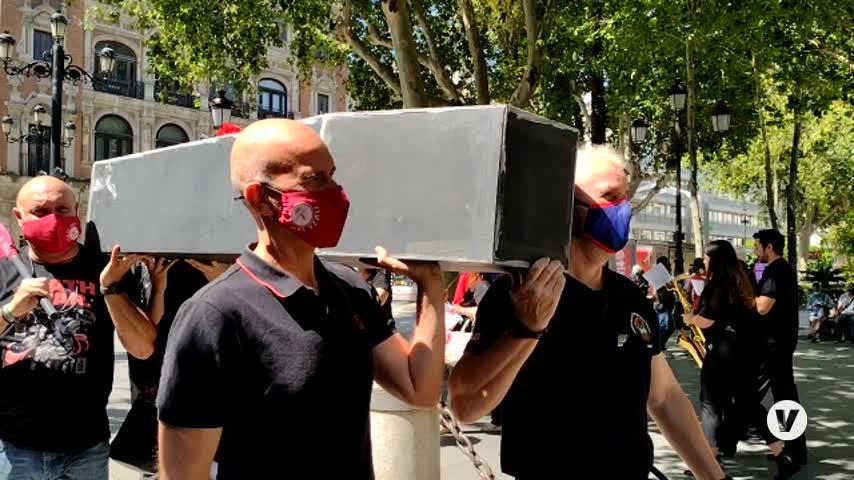 Los informáticos del Ayuntamiento de Sevilla irán a huelga para exigir ¡fijeza ya!