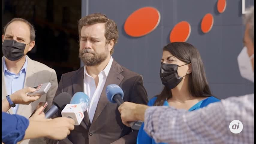 Vox acusa al Gobierno de no mostrar