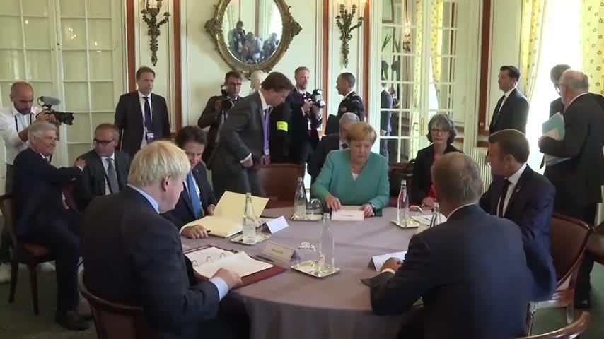 El G7 logra un