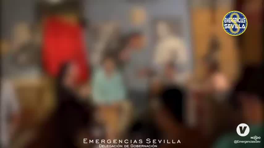 60 desalojados del interior de un local de Sevilla con una actuación y sin medidas Covid