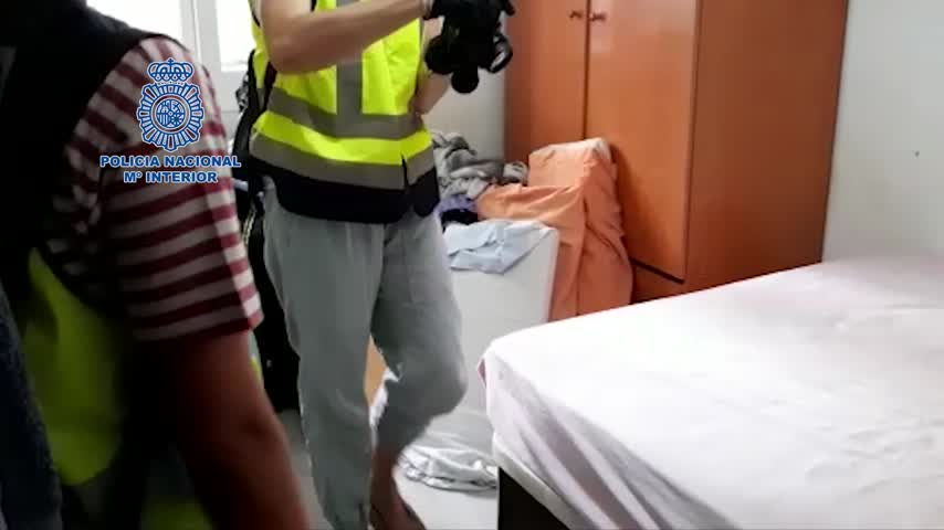 Detenido en Estepona por agredir sexualmente a una menor a la que drogó con éxtasis