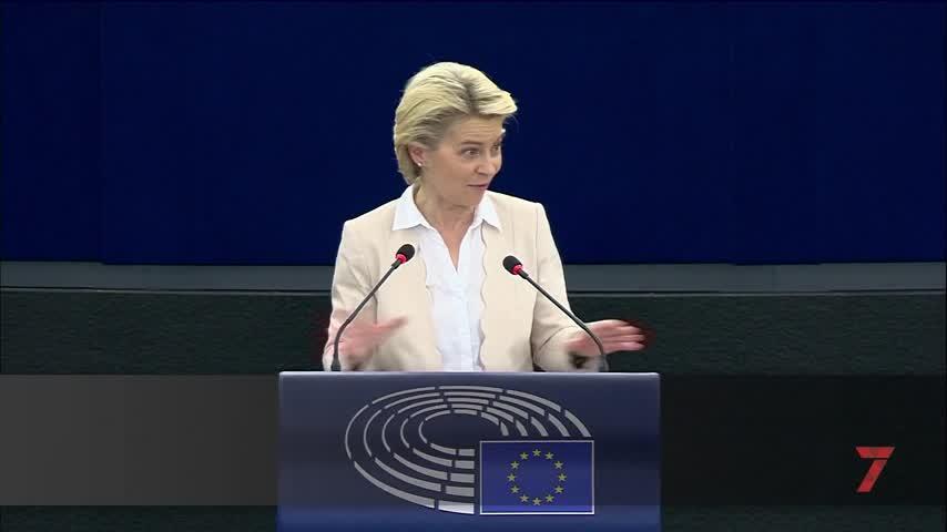 Von der Leyen anuncia que los primeros planes nacionales serán aprobados la próxima semana
