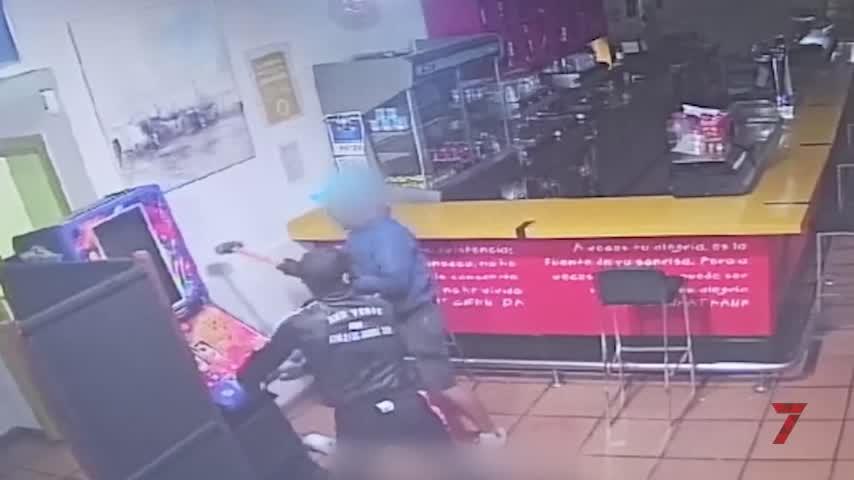 La Guardia Civil desarticula una red criminal que robaba en bares y gasolineras de Jerez