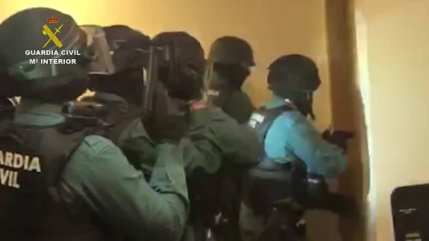 Detenidos 5 miembros de la banda 'Dominican Don't Play' por intentar matar a un hombre