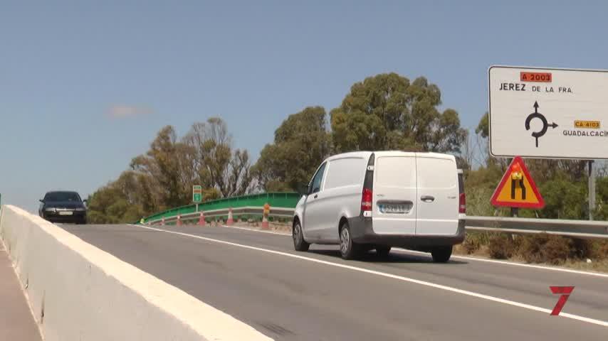 La plataforma A-2003 retoma las protestas tras el accidente mortal en Jerez