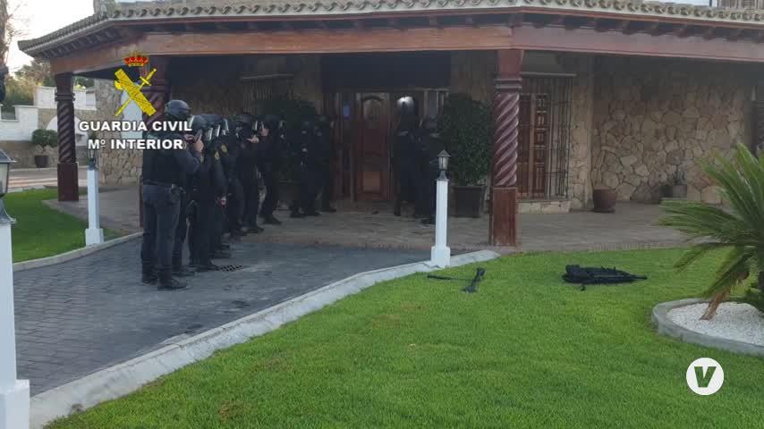 Desarticulan en Sevilla una red que blanqueaba dinero del narcotráfico