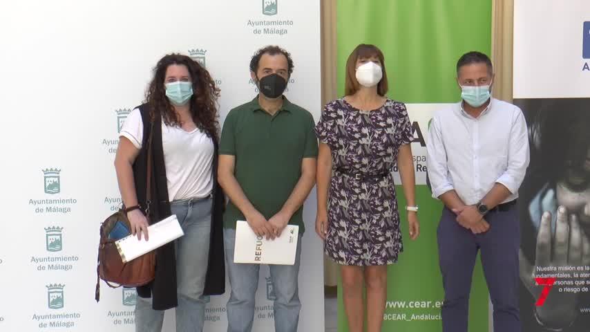 Un centro de acogida de refugiados excluidos del de protección internacional para Málaga