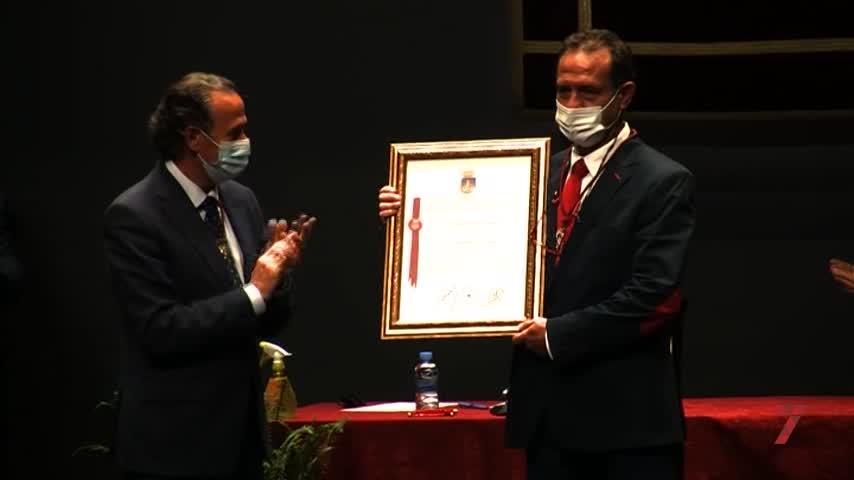 CEIP Los Remedios, Medalla de Plata por medio siglo de