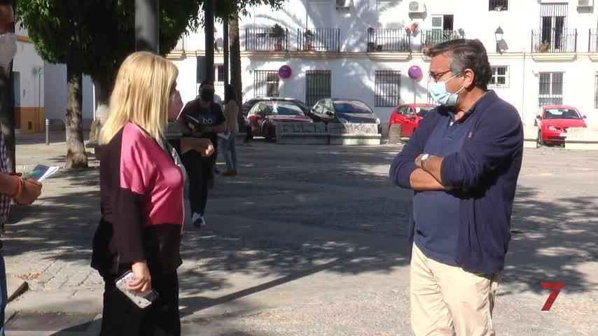 515.000 euros para la reforma integral de la plaza Salvador Allende