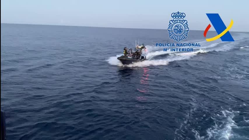 Un exmilitar británico asentado en Cádiz lideraba la red de tráfico de cocaína