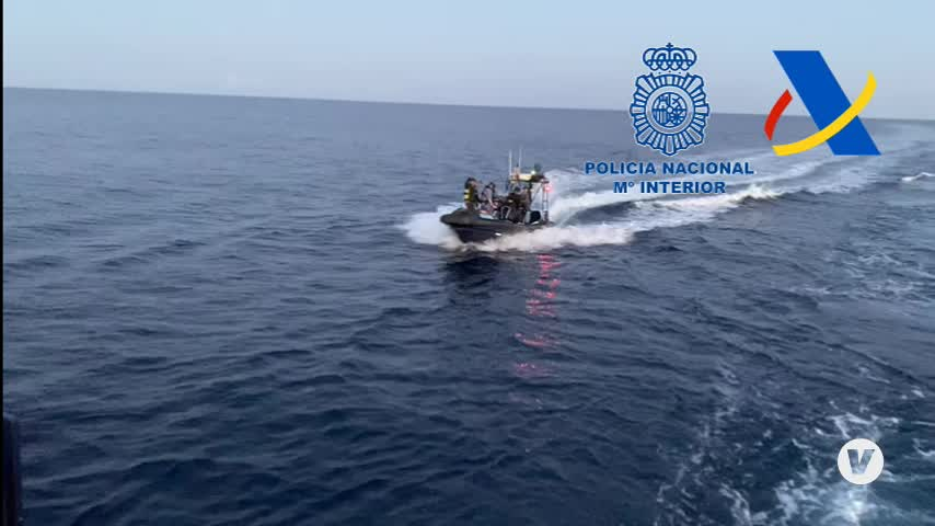Interceptan mil kilos de cocaína a la red de un exmilitar británico asentado en Sotogrande