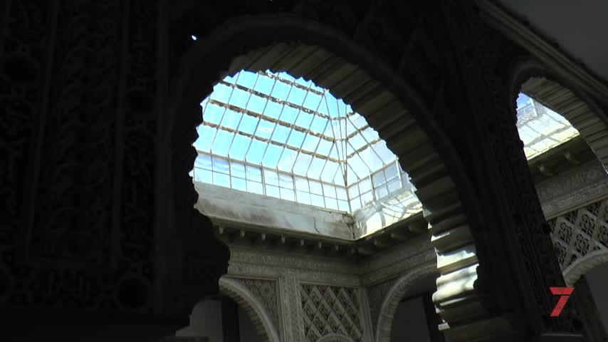 El Cuarto Alto del Alcázar, residencia de los Reyes cuando están en Sevilla, reabre