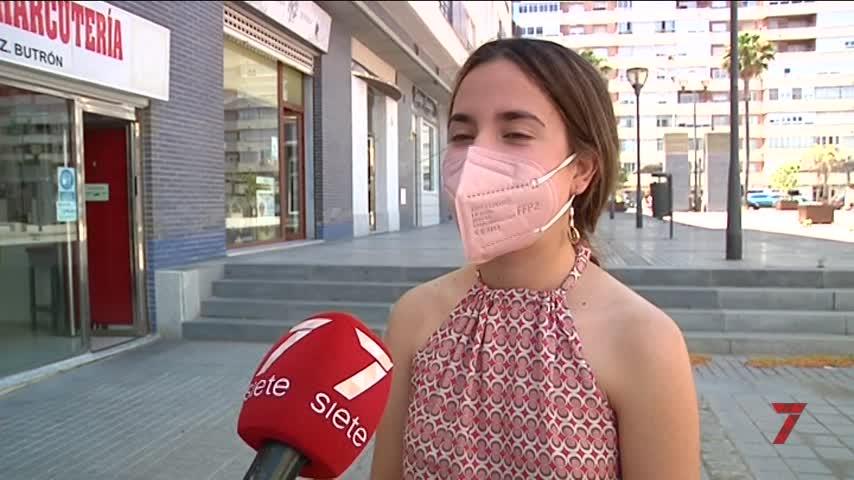 María Dávila, la gaditana con mayor nota en Selectividad