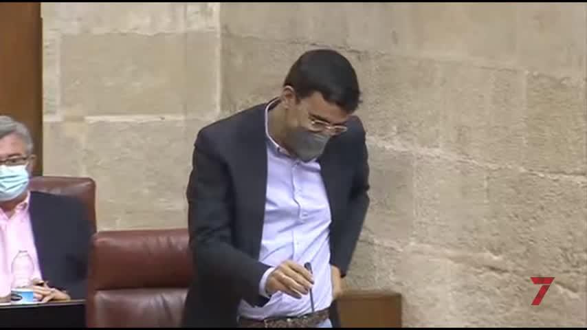 Mario Jiménez (PSOE-A):