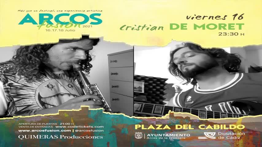 Lo mejor del nuevo flamenco, De Moret & Lizana en Arcos Fusión 2021
