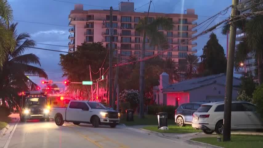 Entra en fase crucial la búsqueda de supervivientes del derrumbe de Miami