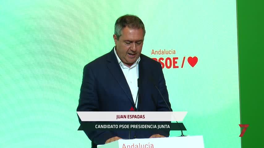 El PSOE-A anticipa primarias para elegir a su nuevo secretario general